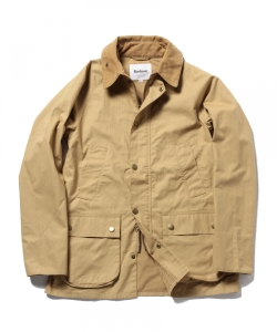 "Barbour / 別注""BEDALE SL""リップストップ"
