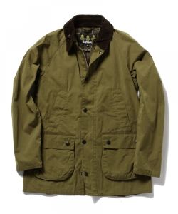 "【Barbour / ""BEDALE SL""ピーチスキン】"