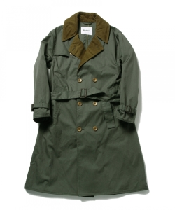 "Barbour / ""WHITLEY""トレンチ"