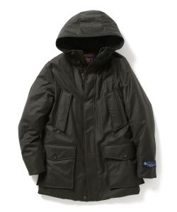 【WOOLRICH / MOUNTAIN JACKET(LORO PIANA fabric) ダウン】