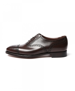 "CROCKETT & JONES / ""WESTFIELD""セミブローグ"