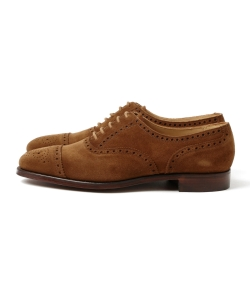 CROCKETT & JONES / WESTFIELD ブローグシューズ