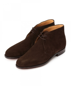 "CROCKETT & JONES / ""CHERTSEY""スエードチャッカ"