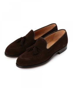 "CROCKETT & JONES / ""CAVENDISH""スエード"