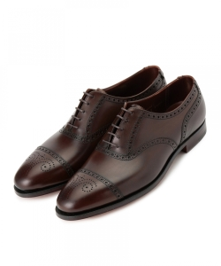 "CROCKETT & JONES / ""COVENTRY""セミブローグ"