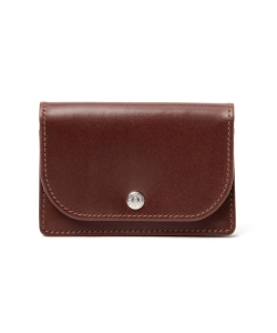 【WEB限定】Whitehouse Cox / S1751 NAME CARD CASE(アンティークブライドルレザー)