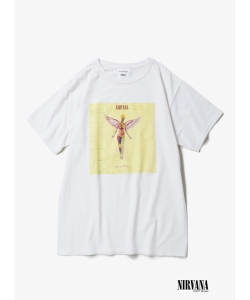 Insonnia projects / NIRVANA Tシャツ 005