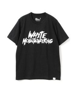 ●White Mountaineering / プリントTシャツ 2017AW