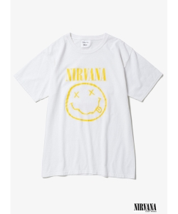 Insonnia projects / NIRVANA SMILE Tシャツ