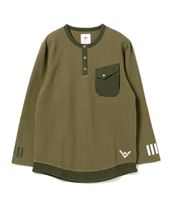 ●adidas Originals by White Mountaineering / ワッフルコットン Tシャツ