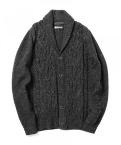 Barbour / Isaac SHAWL CARDIGAN