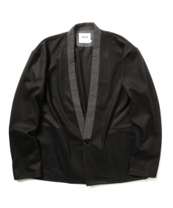【1/13~再値下げ】●FACTOTUM / WOOL JERSEY JACKET