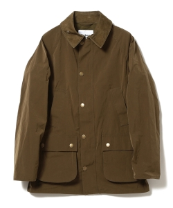 Barbour × I.G.BEAMS / 別注 BEDALE SL ポプリン 18SS