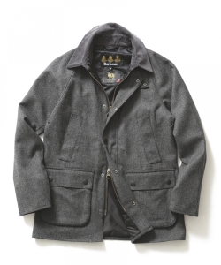 Barbour × I.G.BEAMS / 別注 BEDALE SL -15AW-