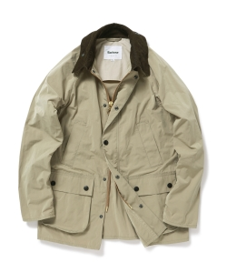 【予約】Barbour × I.G.BEAMS / 別注 BEDALE SL -17SS-