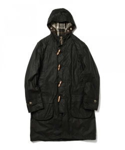 Barbour / TYNEMOUTH DUFFLE COAT