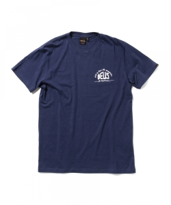 "DEUS EX MACHINA / ""old style moter cycles"" Tシャツ"