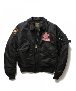 DEUS EX MACHINA×Alpha Industries / 10th CWU