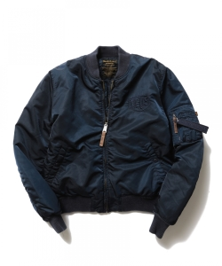 DEUS EX MACHINA×Alpha Industries / 10th MA-1 NAVY