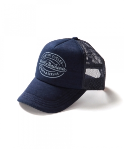 "DEUS EX MACHINA / ""TRUCKER"" MIKE キャップ"