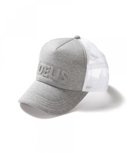 "【予約】DEUS EX MACHINA / ""TRUCKER"" キャップ"