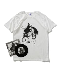 【予約】Wool & The Pants / Bottom of Tokyo 7inch+Tシャツセット <MAD LOVE Records>