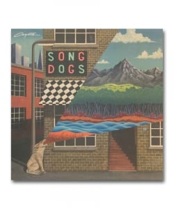 【LP】Coyote Song / Song Dogs <Is It Balearic>