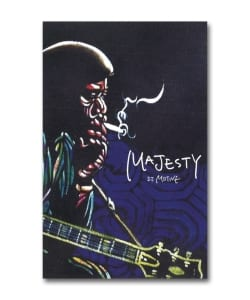 【Cassette】DJ Motive / Majesty <Electric Roots>