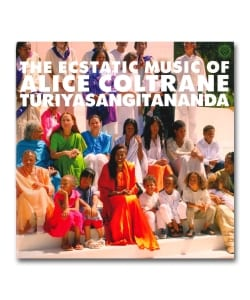 【LP】Alice Coltrane / World Spirituality Classics 1:The Ecstatic Music of Alice Coltrane Turiyasangitananda <Luaka Bop>