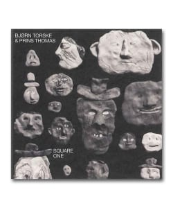 【LP】Brorn & Prins Thomas / Square One <Smalltown Supersound>