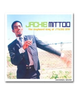 Jackie Mittoo / The Keyboard King At Studio One <Soul Jazz Records>