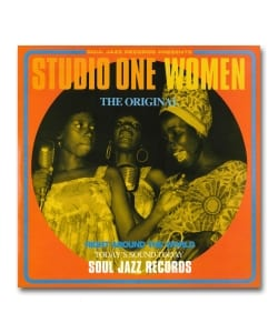 【LP】V.A / Studio One Women <Soul Jazz Records>