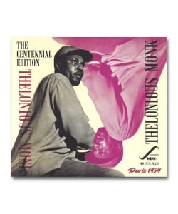 Theolonious Monk / Piano Solo (The Centenial Edition) <Legacy Recordings>