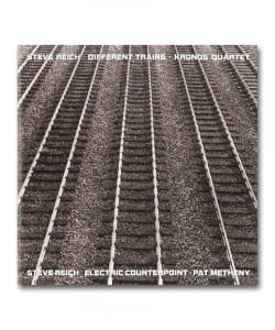 Kronos Quartet , Pat Metheny / Steve Reich:Different Trains Electric Counterpoint <Nonesuch>
