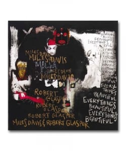 Miles Davis & Robert Glasper / Everything's Beautiful <Sony Legacy>