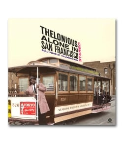 【LP】Thelonious Monk / Alone In San Francisco <Dol>