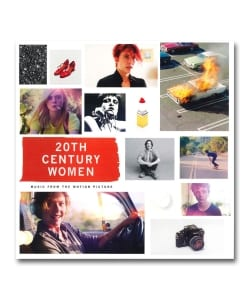 【LP】V.A. / 20th Century Women , Music From Picture <Rhino>