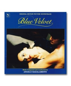 【LP】Angelo Badalamenti / Blue Velvet - Original Motion Picture Soundtrack <Varese Sarabande>