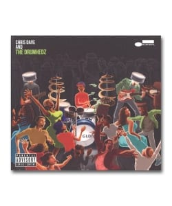 【LP】Chris Dave / Chris Dave and The Drumhedz <Blue Note>