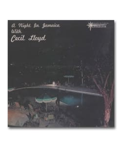 Cecil Lloyd / A Night In Jamaica With Cecil Lloyd <Federal / Dub Store Records>