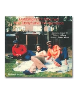 King Tubby's & The Agrovators / Dubbing In The Backyard + Go Away Dream <Pressure Sounds>g