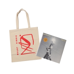 【トートバッグ付き限定盤LP】Mount Kimbie / Love What Survives <Warp Records>
