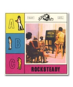 【LP】Roland Alphonso / ABC Rocksteady <Dub Store>