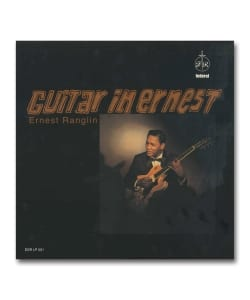 【国内盤LP】Ernest Ranglin / Guitar In Ernest <Dub Store Records>