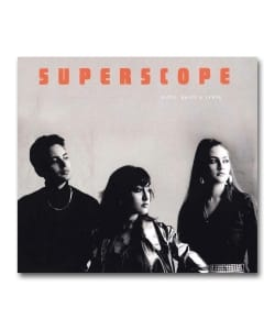 【LP】Kitty, Daisy & Lewis / Superscope <Sunday Best Records / Beat Records>