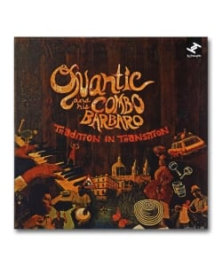 【LP】Quantic And His Combo Barbaro / Tradition In Transition <Tru Thoghts>