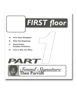 【LP】Theo Parrish / First Floor Part1 <Peacefrog>
