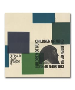 【2LP】Reginald Omas Mamode Ⅳ / Children Of Nu <Fiva Easy Pieces>