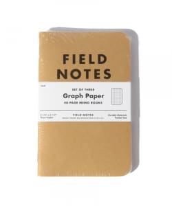 FIELD NOTE / 3-PACKS