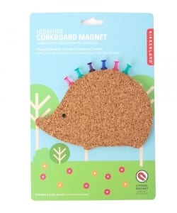 KIKKER LAND / ANIMAL CORKBOARD MAGNET